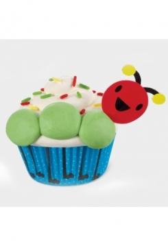 Raupe Muffin Set