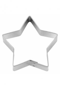 Stern 5cm Edelstahl