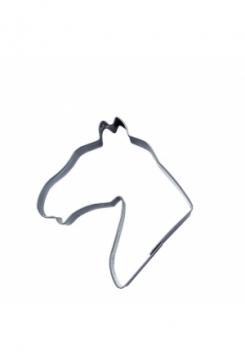 Pferdekopf 7cm Edelstahl