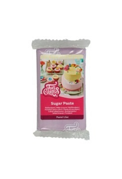 Fondant pastel lilac 250g