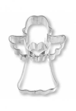 Engel mit Herz 7cm
