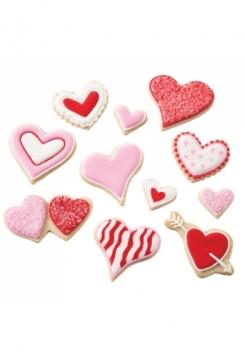Valentin Set 7 teilig