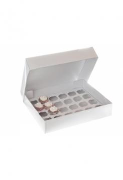 24 Cupcakes Schachtel Maxi