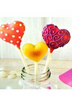CakePop Baker Love