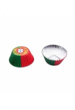 Alu Muffin Portugal 50 Stk.