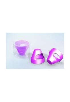 Teigausstecher für Muffins rosa