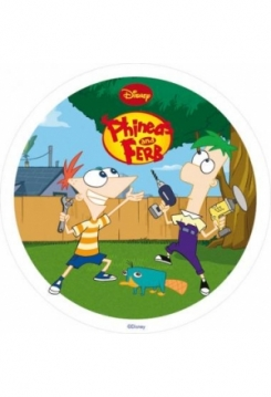 Phineas & Ferb Esspapier