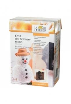 3D Schneemann Emil