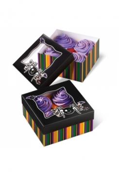 04 Cupcakes Schachtel 03er Set