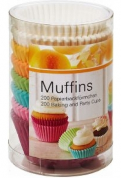 Muffin pastell Maxi 200 Stk.