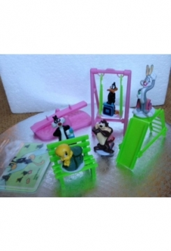 Looney Tunes Set 18teilig