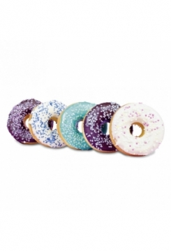 Donutform 12 Stück