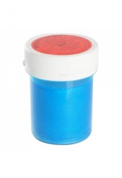 Cake Painting Glitter blau 20g