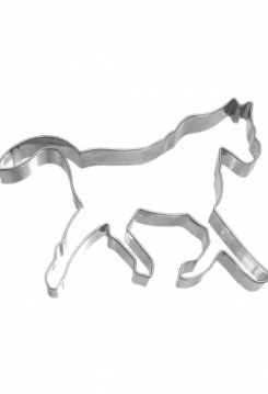 Pferd trabt 11,5cm