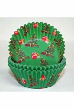 Muffin Christbaum Maxi 60 Stk.