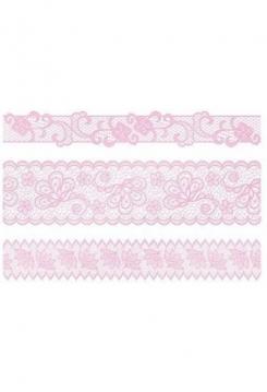 Sugar Lace Mat Lace Blumen
