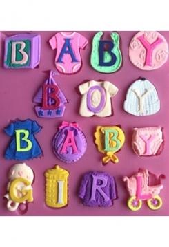Baby,Boy & Girl