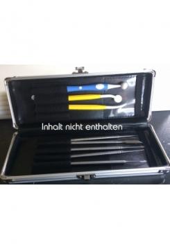 Hardcase Modellierwerkzeugbox glitter