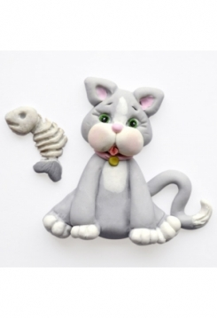 Katze Katy Sue Mould