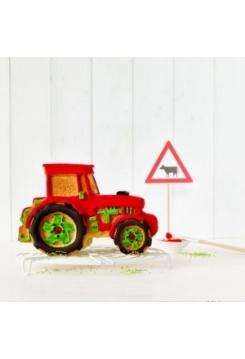 3D Traktor