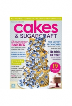 Cakes & Sugarcraft  Nov.2016