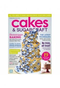 Cakes & Sugarcraft  Nov.2016