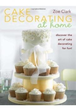 Zoe Clark Cake Decorating at home