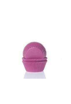 Muffin hot pink Mini 500Stk.