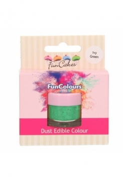 Dust Edible Colour Ivy Green 2,5g