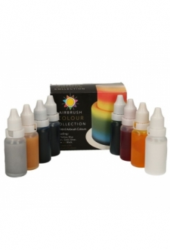 Airbrush Multipack 8x14ml