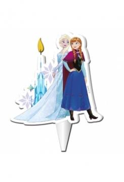 Kerze Frozen