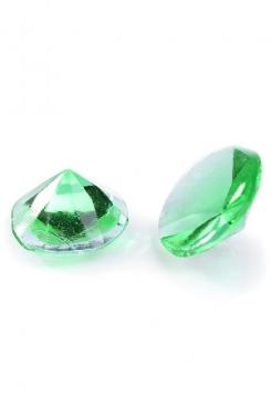 Diamanten grün 20 Stk.