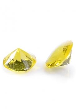 Diamanten gelb 20 Stk.