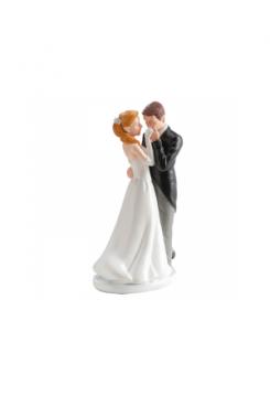 Küss die Hand Hochzeitspaar
