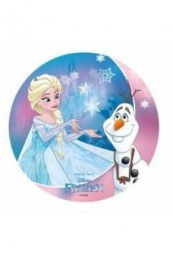 Frozen Elsa und Olaf