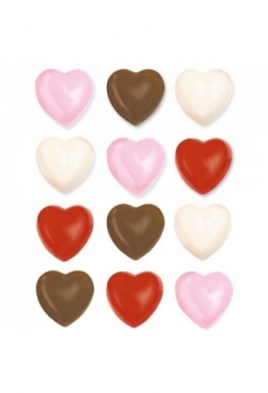 Herz Formen 15 Stk.