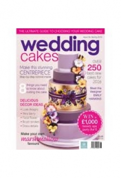 Wedding Cakes Frühling 2016