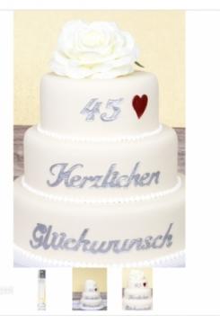 Decor-Matte Herzlichen Glückwunsch 39,..