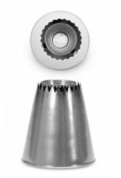 Kranztülle Edelstahl 30mm