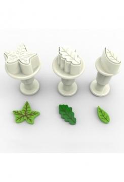 Blätter Mini mit Auswerfer 3 Stk.