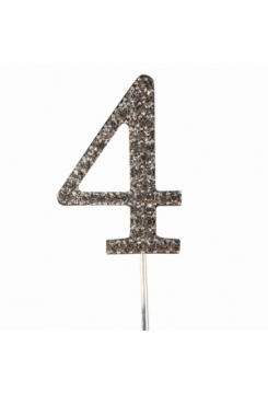Cake Topper Diamant Nr.4