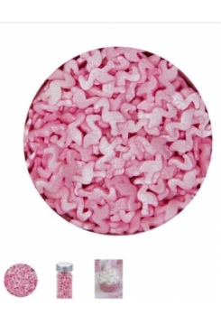 Flamingo Streudecor rosa 45g