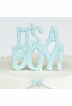 It's a Boy 7,5x7cm