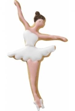 Ballerina 12,5cm Edelstahl