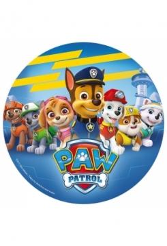 Paw Patrol Tortenaufleger