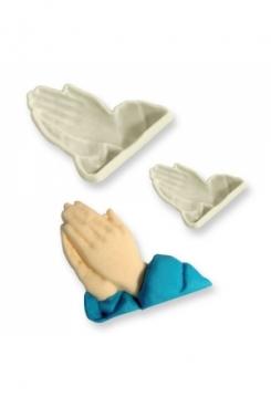 Betende Hände 2 Stück