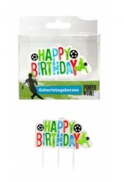 Fussball Happy Birthday