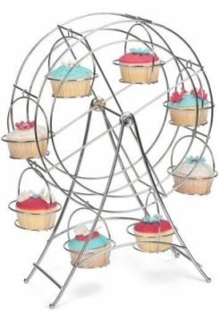 Riesenrad Cupcakes Ständer