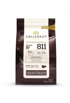 Zartbitter Callets 2,5kg