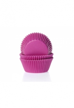 Muffin hot pink Maxi 500 Stk.